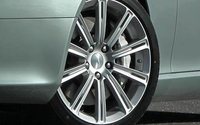2012 Aston Martin Rapide, Close-up of front tire. , exterior, manufacturer