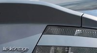 2012 Aston Martin V12 Vantage, Close-up of rear badging. , exterior, manufacturer