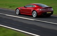 2012 Aston Martin V12 Vantage, Back quarter view. , exterior, manufacturer