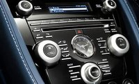 2012 Aston Martin V8 Vantage, Stereo., interior, manufacturer