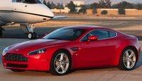 2012 Aston Martin V8 Vantage Overview