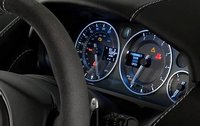 2012 Aston Martin V8 Vantage, Steering wheel and instrument gages. , interior, manufacturer