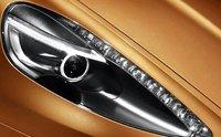2012 Aston Martin Virage, Close-up of headlight., exterior, manufacturer, gallery_worthy