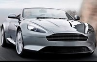 2012 Aston Martin Virage, Front View. , exterior, manufacturer
