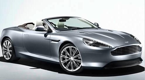 2012 Aston Martin Virage, Front quarter view. , exterior, manufacturer