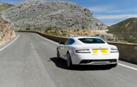 2012 Aston Martin Virage, Back quarter view. , exterior, manufacturer