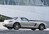 2012 Mercedes-Benz SLS-Class, Side View copyright AOL Autos. , exterior