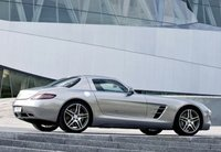 2012 Mercedes-Benz SLS-Class, Side View copyright AOL Autos. , exterior