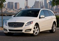 2012 Mercedes-Benz R-Class, Front quarter view copyright AOL Autos. , exterior
