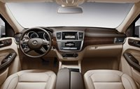 2012 Mercedes-Benz M-Class, Front View., interior, manufacturer