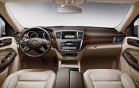 2012 Mercedes-Benz M-Class, Front View., interior, manufacturer