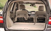 2012 Mercedes-Benz M-Class, Trunk. , manufacturer, interior