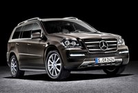 2012 Mercedes-Benz GL-Class, Front quarter view. , manufacturer, exterior