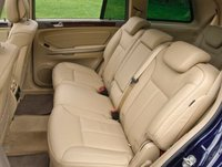 2012 Mercedes-Benz GL-Class, Back Seat copyright AOL Autos. , exterior, interior, manufacturer
