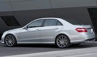 2012 Mercedes-Benz E-Class, Side View., exterior, manufacturer, gallery_worthy