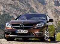 2012 Mercedes-Benz CL-Class, Front View copyright AOL Autos. , manufacturer, exterior