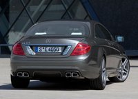 2012 Mercedes-Benz CL-Class, Back quarter view copyright AOL autos. , exterior, manufacturer
