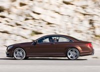 2012 Mercedes-Benz CL-Class, Side View copyright AOL Autos. , exterior, manufacturer