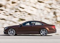 2012 Mercedes-Benz CL-Class, Side View copyright AOL Autos. , manufacturer, exterior