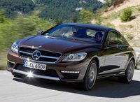 2012 Mercedes-Benz CL-Class Picture Gallery
