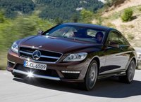 2012 Mercedes-Benz CL-Class, Front quarter view copyright AOL Autos. , exterior, manufacturer