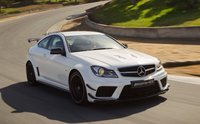 2012 Mercedes-Benz C-Class, Front quarter view. , exterior, manufacturer, gallery_worthy