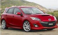 2012 Mazda MAZDASPEED3, Front quarter view. , exterior, manufacturer