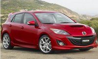 2012 Mazda MAZDASPEED3 Picture Gallery