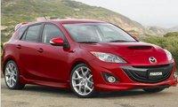 2012 Mazda MAZDASPEED3 Picture Gallery