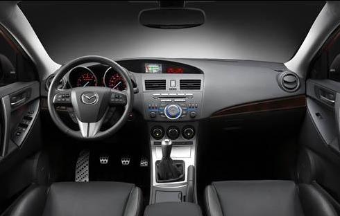 2012 Mazda MAZDASPEED3, Front Seat. , interior, manufacturer, gallery_worthy
