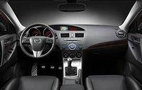 2012 Mazda MAZDASPEED3, Front Seat. , interior, manufacturer