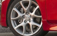 2012 Mazda MAZDASPEED3, Close-up of tire. , exterior, manufacturer