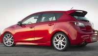 2012 Mazda MAZDASPEED3, Back quarter view. , exterior, manufacturer