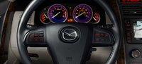 2012 Mazda CX-9, Steering wheel. , interior, manufacturer