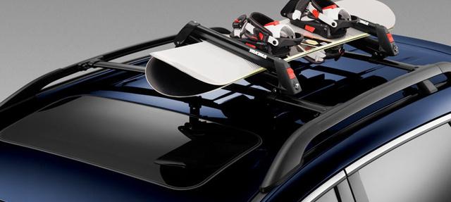 2012 Mazda CX-9, Roof rack. , exterior, manufacturer