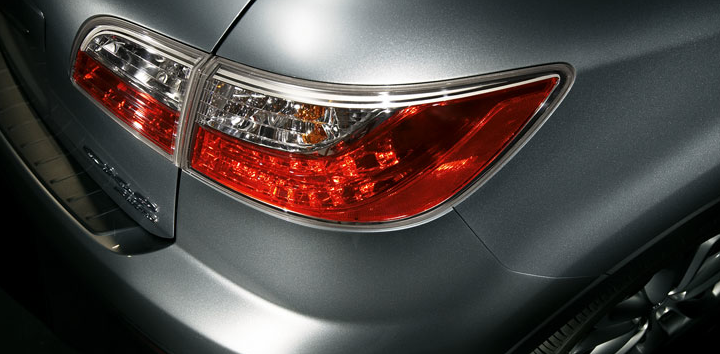 2012 Mazda CX-9, Tail light., manufacturer, exterior