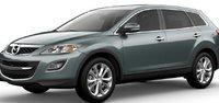 2012 Mazda CX-9, Front quarter view. , exterior, manufacturer