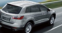 2012 Mazda CX-9, Back quarter view. , manufacturer, exterior