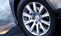 2012 Mazda CX-7, Close-up of front tire., exterior, manufacturer