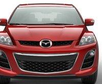2012 Mazda CX-7, Front View., exterior, manufacturer, gallery_worthy