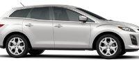 2012 Mazda CX-7, Side View. , exterior, manufacturer, gallery_worthy