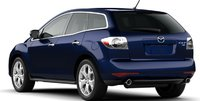 2012 Mazda CX-7, Back quarter view. , exterior, manufacturer