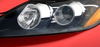 2012 Mazda CX-7, Close-up of headlight., exterior, manufacturer