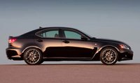 2012 Lexus IS F, Side View. , exterior, manufacturer