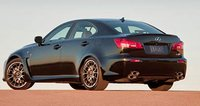2012 Lexus IS F, Back quarter view. , manufacturer, exterior