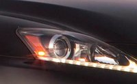 2012 Lexus IS F, Headlight., exterior, manufacturer