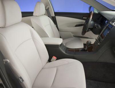 2012 Lexus IS 350, Front Seat copyright AOL Autos. , interior, manufacturer