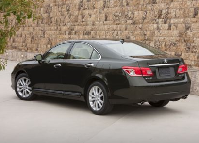 2012 Lexus IS 350, Back quarter view copyright AOL Autos., exterior, manufacturer