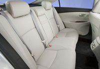 2012 Lexus IS 350, Back Seat copyright AOL Autos., manufacturer, interior