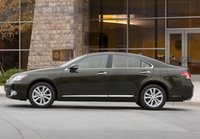 2012 Lexus IS 350, Side View copyright AOL autos., exterior, manufacturer
